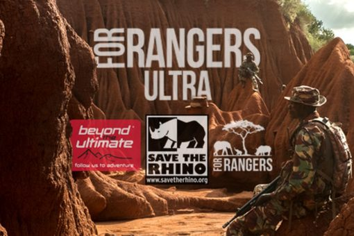 Event Logo: ForRangers Ultra Marathon 2018
