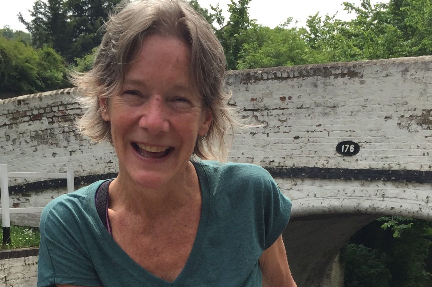 Profile image of Cathy Dean, CEO of Save the Rhino International