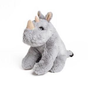 Medium Rhino Soft Toy