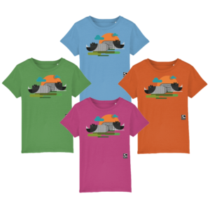 All Savannah T-shirts kid's
