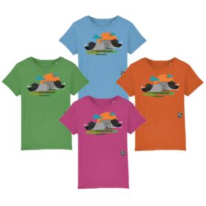 All Savannah T-shirts kid's