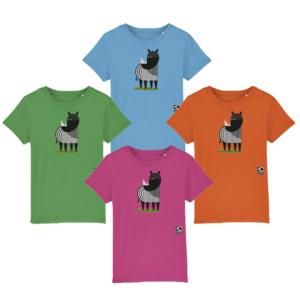 All Savannah Rhino T-shirts kid's