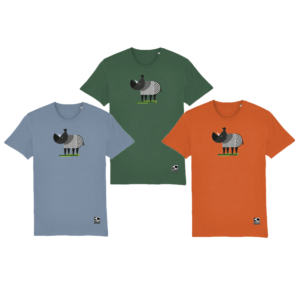 All Rhino Savannah T-shirts men's