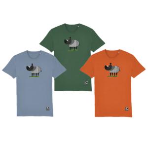 All Rhino Savannah T-shirts men's