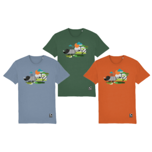 All Savannah T-shirts men's