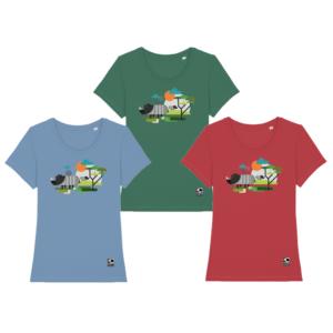 All Savannah T-shirts Women's