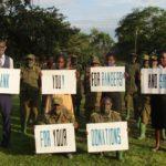 Thank you from Ziwa Rhino Sanctuary
