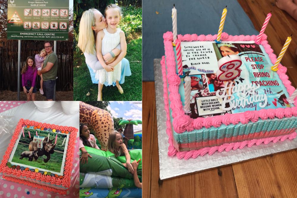 Birthday fundraise
