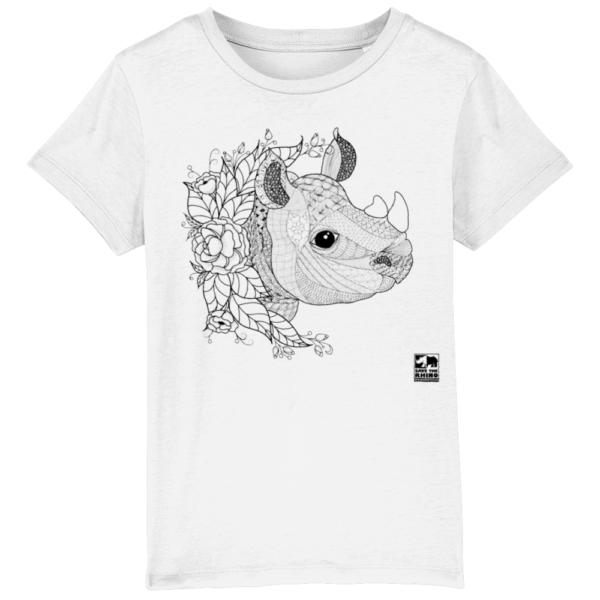 MandalaKidsTshirt