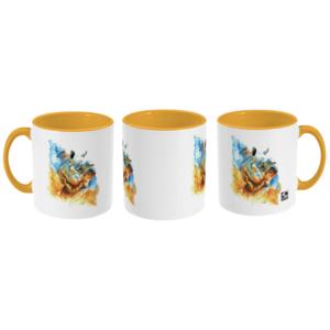 Jaya Yellow Mug