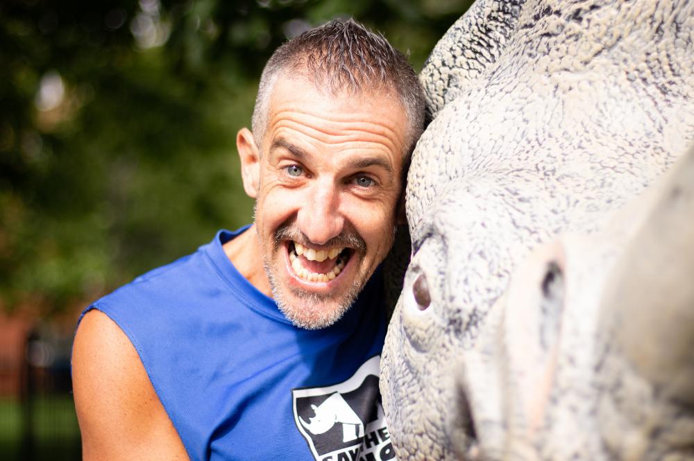 Chris Green, Rhino Runner 2021