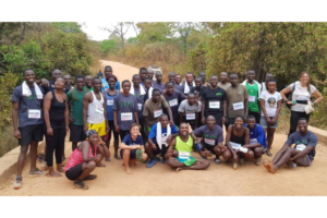 North Luangwa team photo